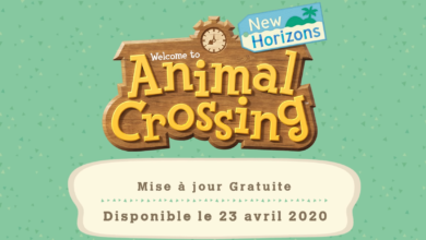 Photo de Animal Crossing New Horizons, mise à jour du 23 avril (visiteurs, musée, évènements…)