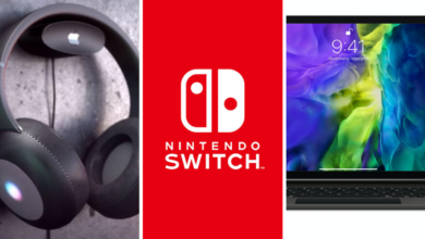 Photo de Casque sans-fil modulable Apple, Magic Keyboard disponible et nouvelle Nintendo Switch ? – La Pause Café