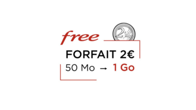 Photo of Free booste son forfait mobile à 2€ avec plus de 4G !