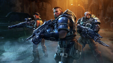 Photo of Les 3 jeux vidéo de la semaine, Gears Tactics, Moving Out et Predator Hunting Grounds