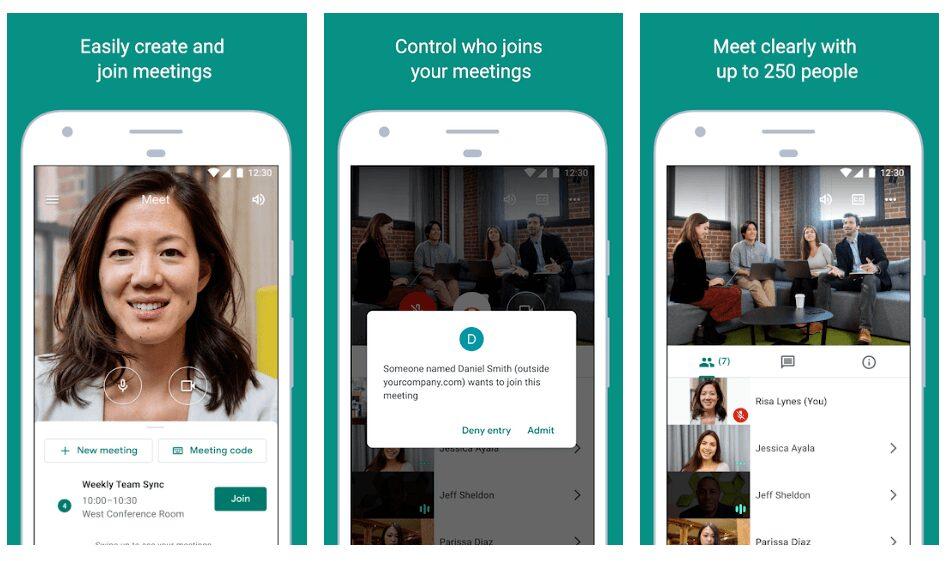 google-meet-gratuit