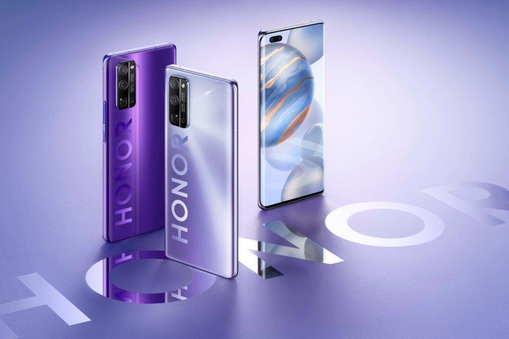 honor 30 design smartphone