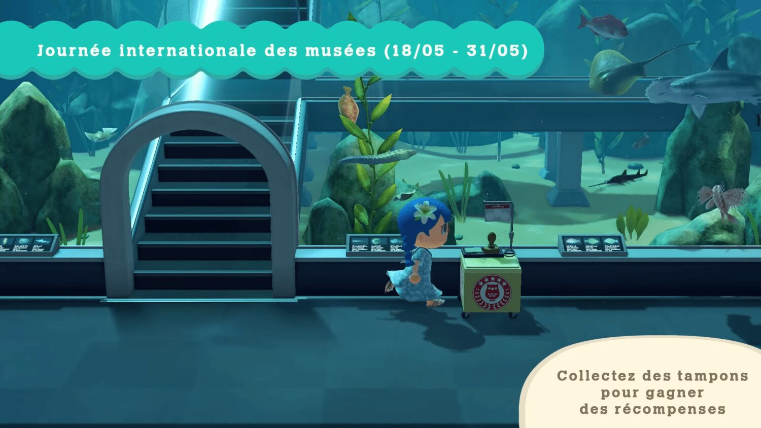 journee internationale des musee animal crossing new horizons