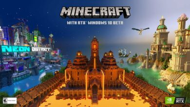 minecraft ray tracing windows 10 beta