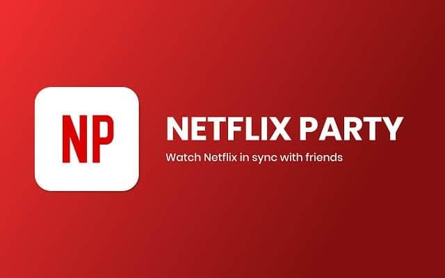 Netflix Party CinéTime