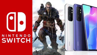 Photo de Nintendo Switch Online gratuit, nouveaux smartphones Xiaomi et Assassin's Creed Valhalla – La Pause Café