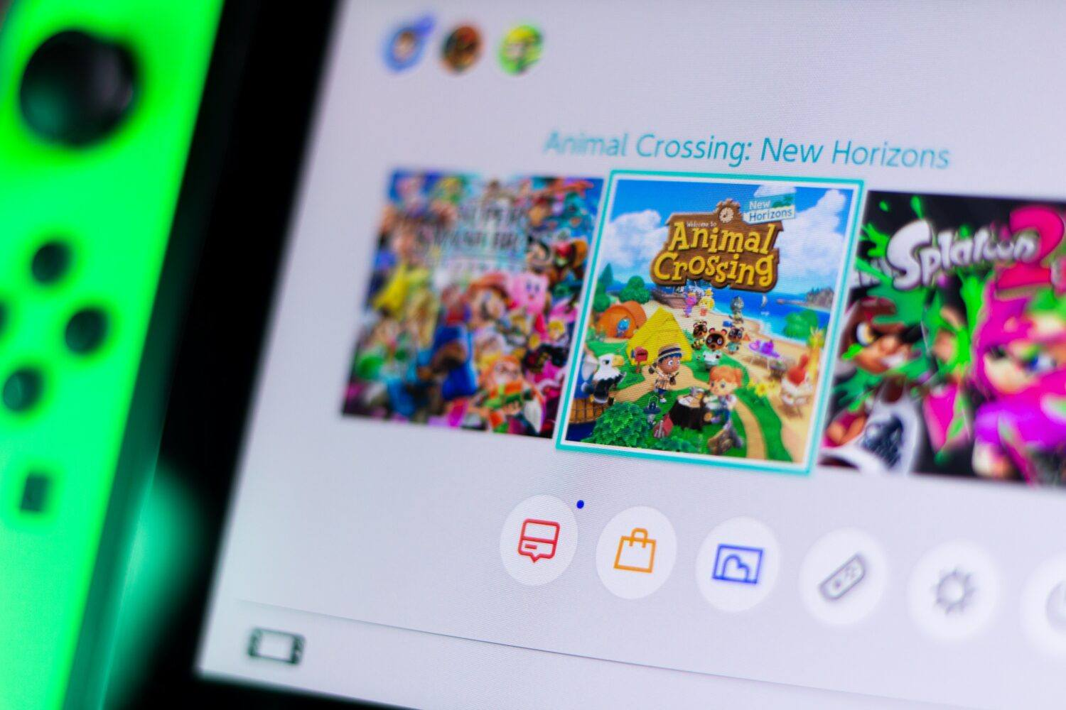 oms jeux video animal crossing new horizons