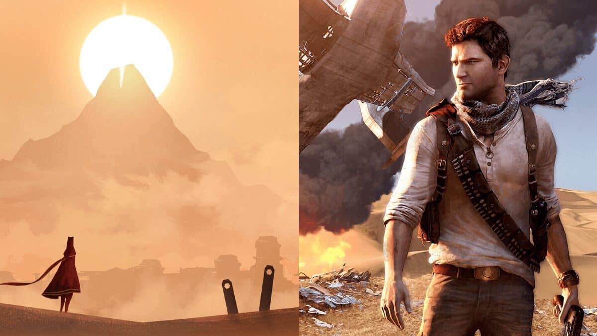 Sony giới thiệu saga Uncharted và Journey cho người chơi PS4 2