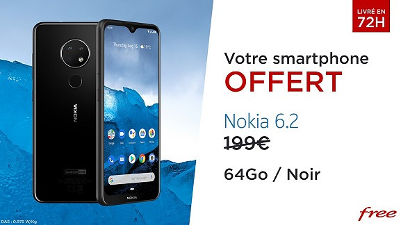smartphone-gratuit-nokia-6.2-free