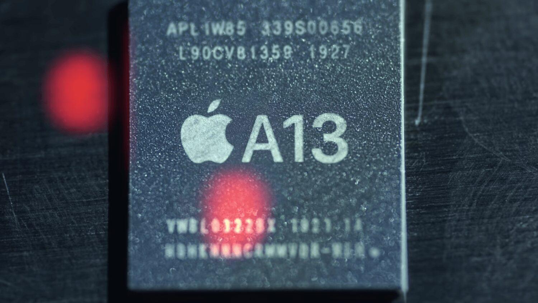 soc appele A13 bionic iphone 11 smartphone