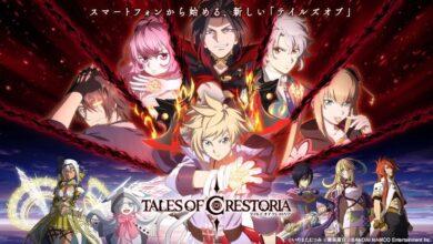 Photo of Tales of Crestoria – Sortie en juin et un début de bêta
