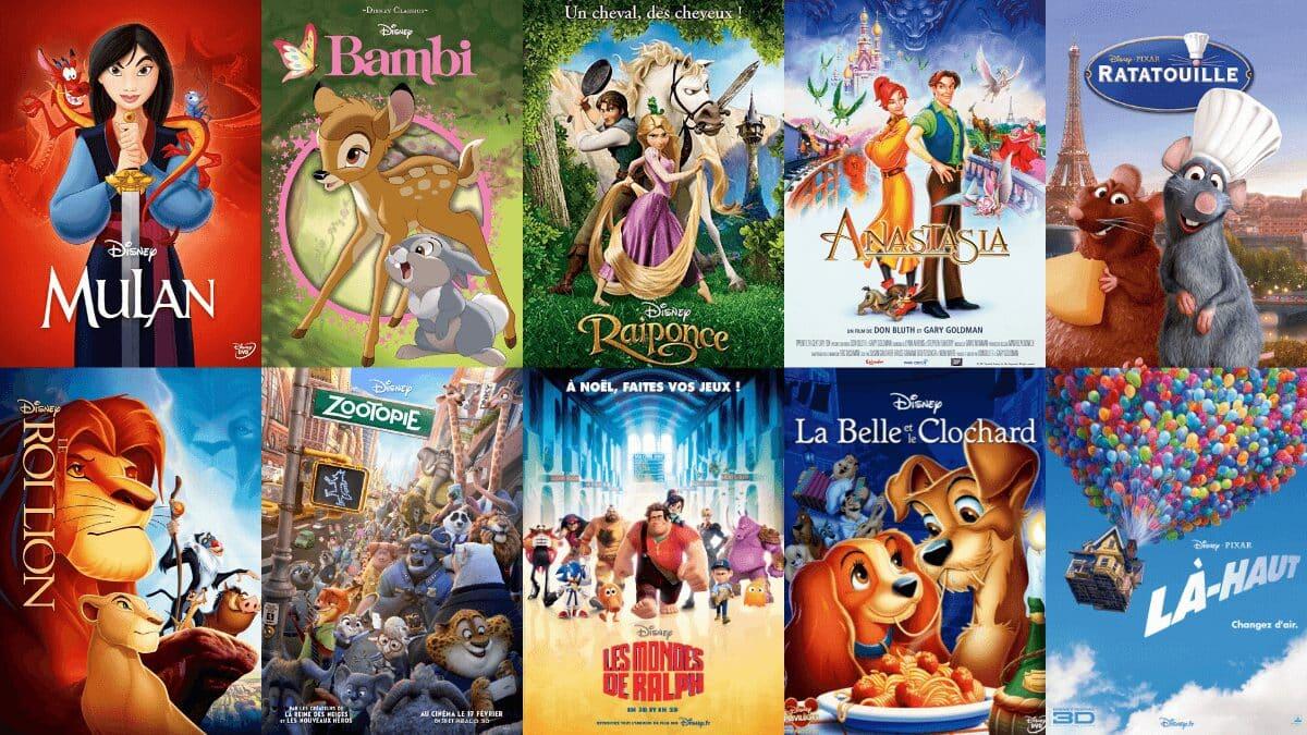 Le Top 10 Des Meilleurs Dessins Animes Disney A Voir Lcdg