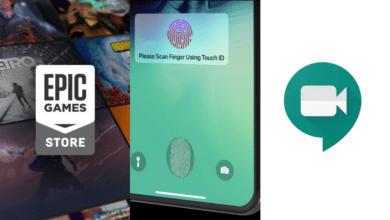 Photo of Retour de Touch ID avec l'iPhone 12, Google Meet gratuit et double authentification sur l'Epic Games Store – La Pause Café