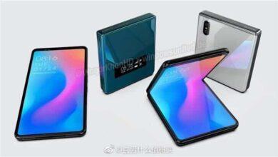 Photo de Xiaomi pliable à clapet – Un air de Galaxy Z Flip