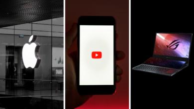youtube application tiktok asus zephyrus duo apple amazon video