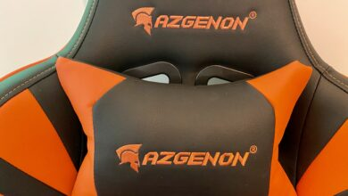 Photo de AZGENON Z300 – On a testé la nouvelle chaise Gamer à prix attractif