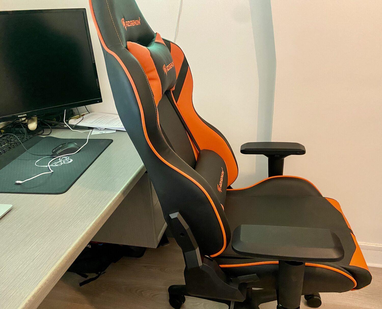AZGENON Z300 test chaise gaming confort