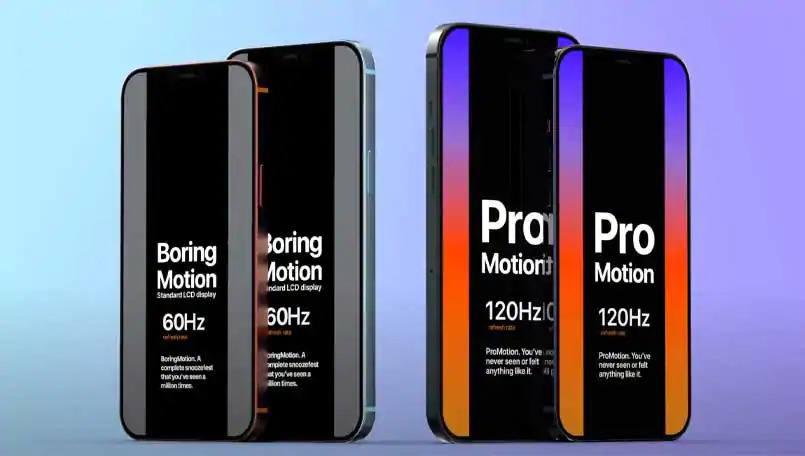 Apple-iPhone-12-Pro-120Hz-ProMotion-ecran-face-ID