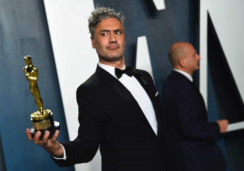 Taika Waititi tenant son Oscar du meilleur scénario pour Jojo Rabbit