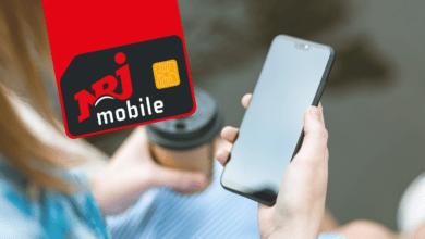Photo of NRJ Mobile propose un forfait mobile 40 Go pour seulement 4,99 euros