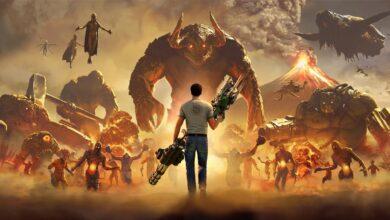 Photo de Serious Sam 4 : Du combat, des monstres et une date de sortie