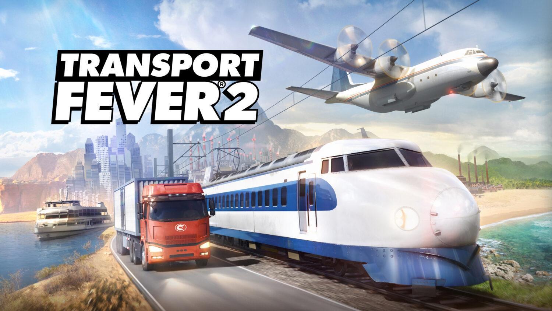 Transport Fever 2 - Cover
