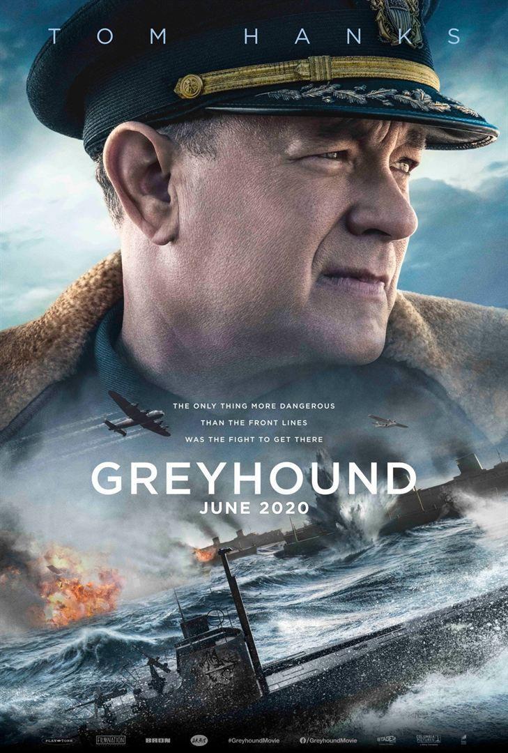 Affiche du film USS Greyhound
