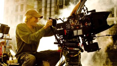 Michael Bay sur le tournage de Transformers The Last Knight