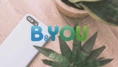 Photo of Dernier jour pour profiter du forfait mobile 100 Go B&You à 12€