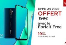 Photo of Free offre un Oppo A9 avec son forfait mobile 100 Go