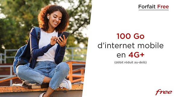 forfait-mobile-100-go-free-vente-privee