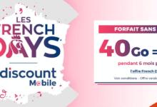 Photo of CDiscount lance un forfait 40 Go à 2,99€ par mois – French Days