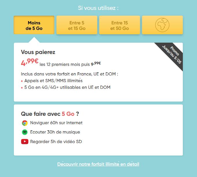 forfait-mobile-5-go-4-99-euros-prixtel