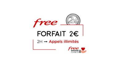 Photo of Free offre les appels illimités sur son forfait à 2€