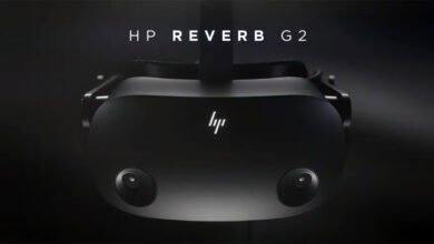 Photo of HP Reverb G2 : un sérieux concurrent pour HTC et Oculus?