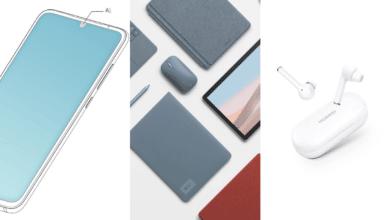 Photo de Huawei concurrence les AirPods Pro avec les FreeBuds 3i, le capteur photo sous l'écran Xiaomi se dévoile et de nouveaux produits Microsoft Surface – La Pause Café