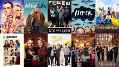 Photo de Les 10 meilleures séries comédie Netflix à regarder
