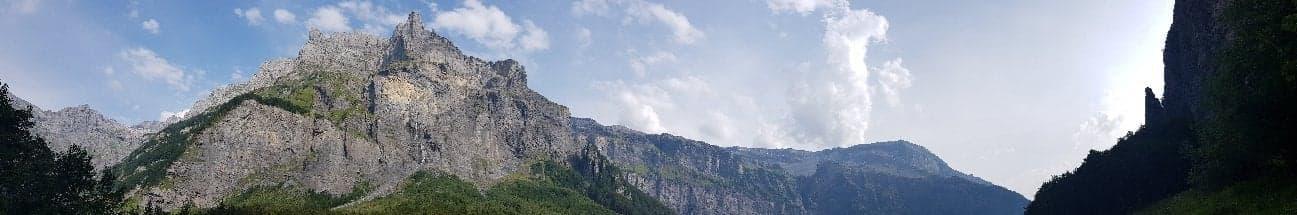 Modes photos - Panorama