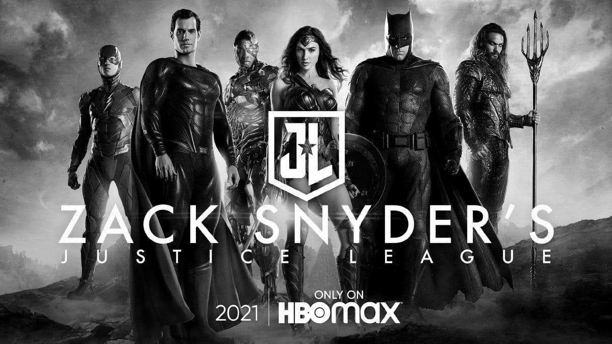 Justice League's Snyder Cut