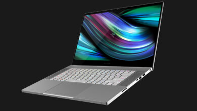 Photo de Razer Blade 15 Studio Edition: Razer souhaite concurrencer Apple