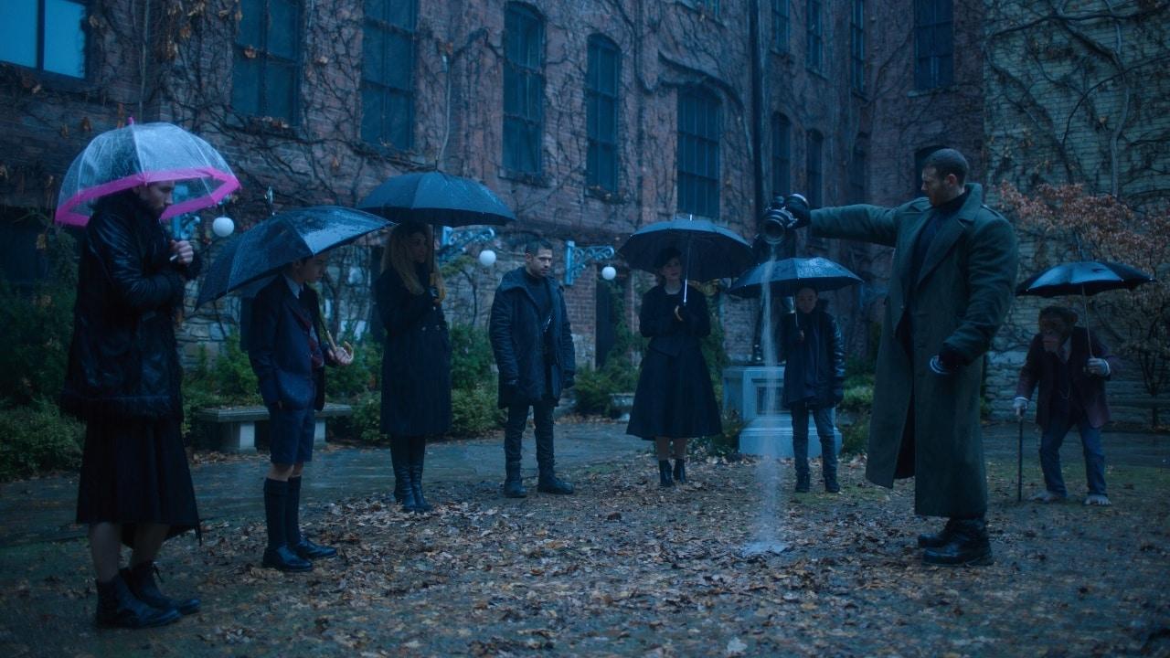 Umbrella Academy saison deux