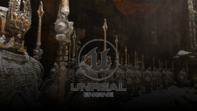 Unreal Engine 5 PS5
