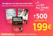 Photo of Bon Plan – OP AllStars – Plus de 800 ebooks à 1.99 euros