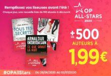 Photo of Bon Plan – OP AllStars – Plus de 800 ebooks à 1.99 euros