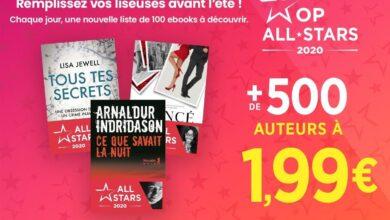 Photo de Bon Plan – OP AllStars – Plus de 800 ebooks à 1.99 euros