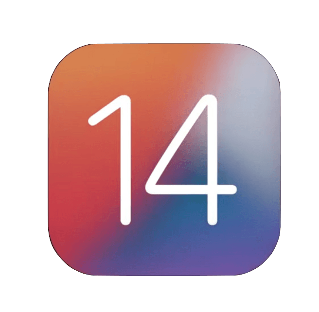 Nouvelle version iOS14
