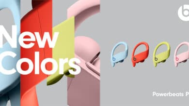 Photo of Beats Powerbeats Pro – Quatre nouveaux coloris disponibles