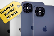 Photo of iPhone 12 et 12 Pro: Apple va limiter la hausse des PRIX