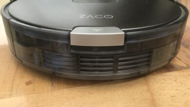 Photo de Test – ZACO V85 : le ménage en toute simplicité