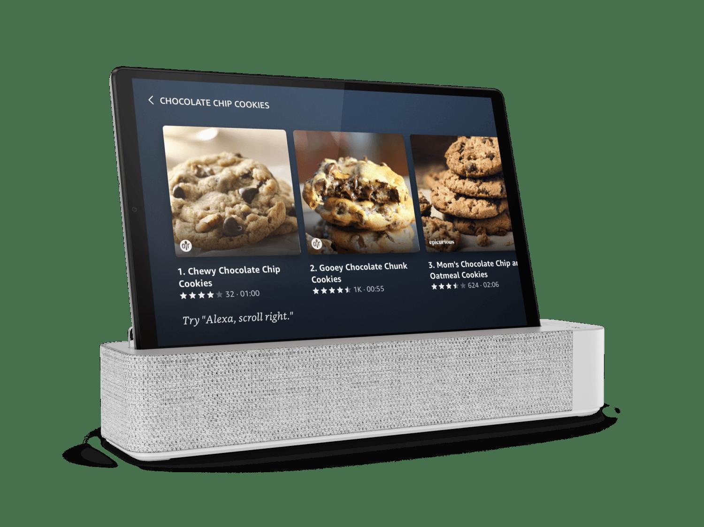 Lenovo Smart Tab M10 FHD Plus 2 génération
